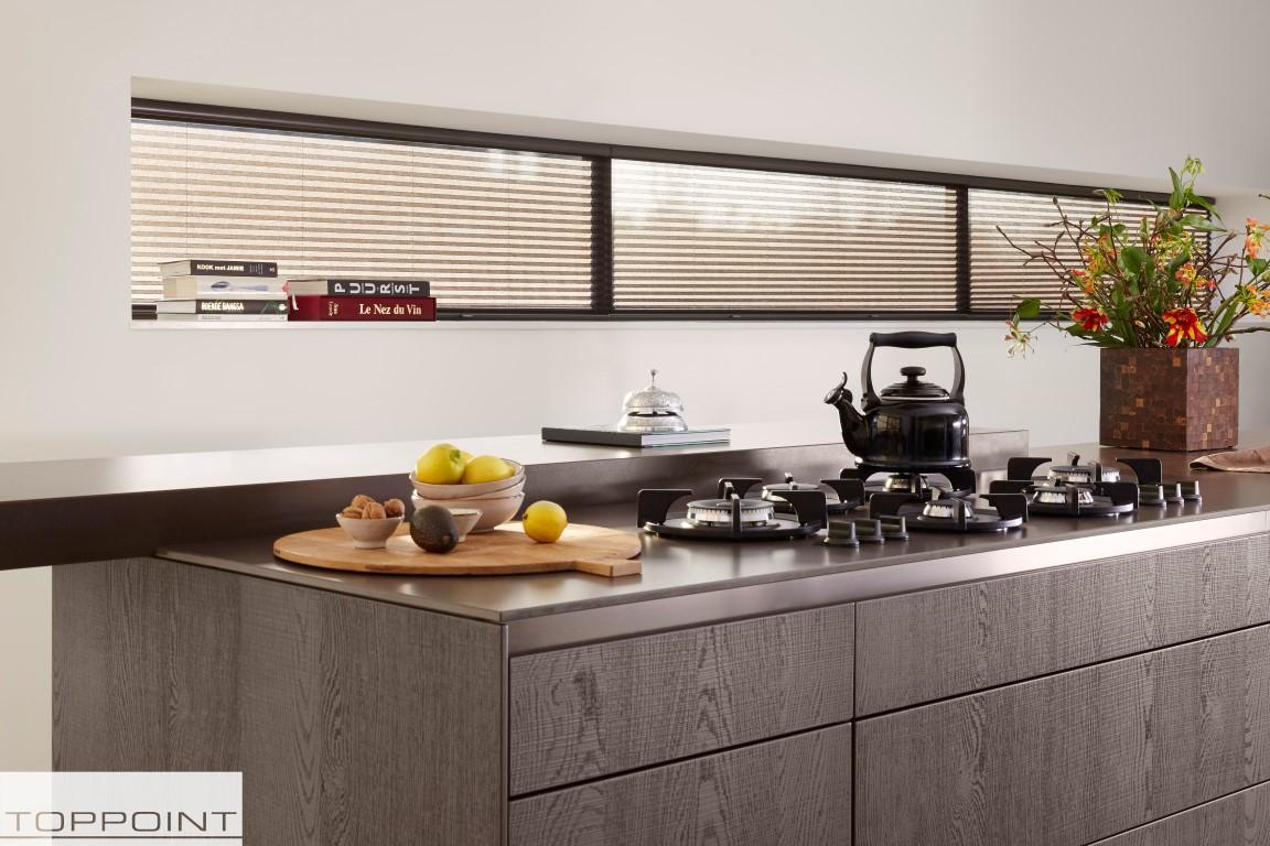 Raambekleding keuken prachtige raamdecoratie voor in de keuken
